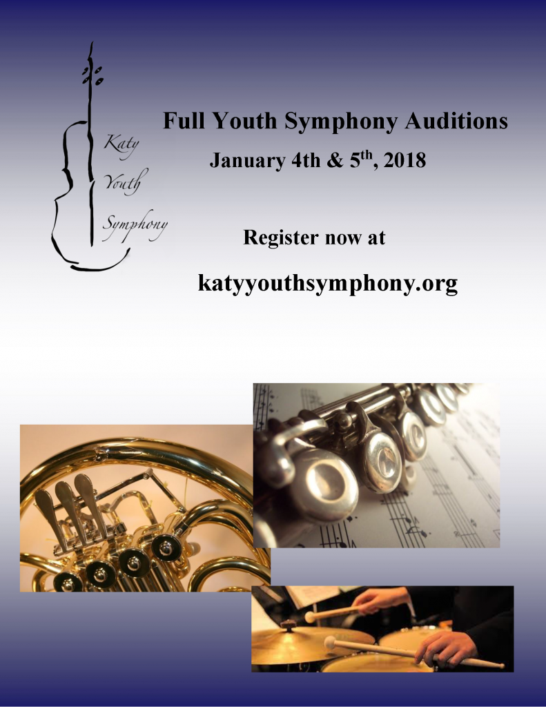 Full Symphony Auditions